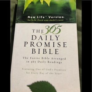 The 365 Daily Promise Bible🤑